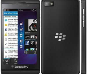 BlackBerry Q20